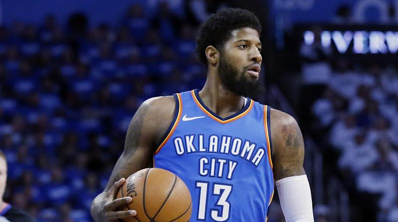 Paul George wanted to sign with Lakers … then the Pacers traded him