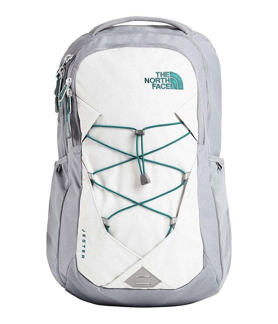 <p>Carry around must-have travel products at easy reach with <span>The North Face Women's Jester Backpack</span> ($69).</p>