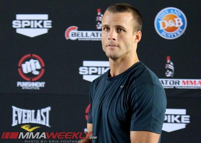 After Reclaiming Bellator Title, Pat Curran Won't Risk Judges Taking it Away