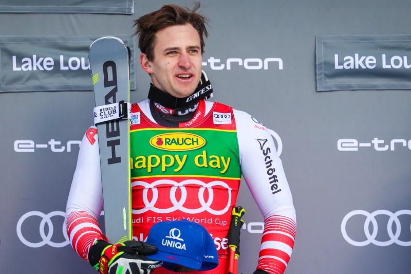 Alpine skiing: Olympic champion Mayer wins super-G in Alberta