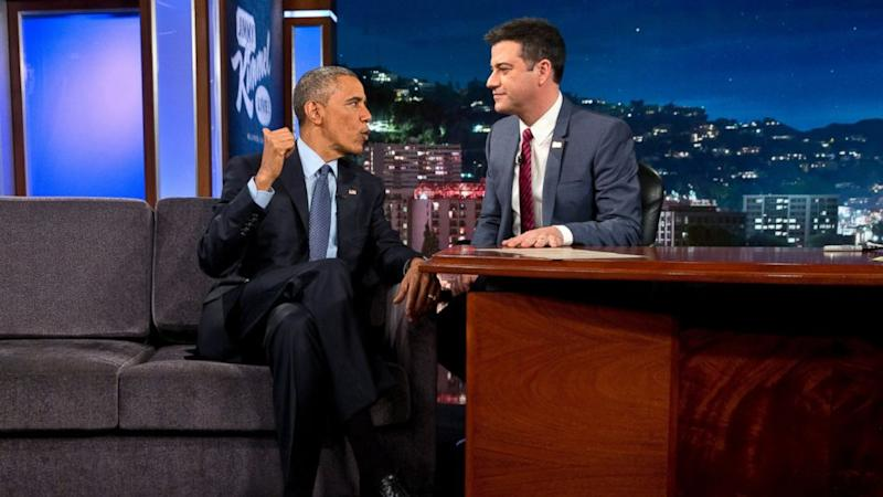 President Obama's Funniest Moments on Late-Night Television