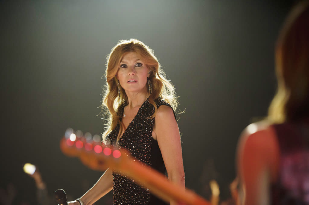 """There'll Be No Teardrops Tonight"" - Rayna finds comfort in the arms of an old friend after revealing to Daphne and Maddie her plans to divorce. Juliette is invigorated by the response to her new sound and takes steps to reinvent herself -- against the guidance of her management. Things are looking up for Scarlett and Gunnar when Rayna makes an offer to sign them to her label. While their hard work begins to show signs of success, Avery struggles to find his old sound and is forced to consider an attractive offer, on ""Nashville."""
