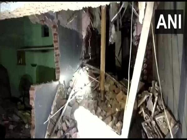 Visuals from the spot. (Photo/ ANI)