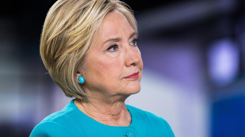 Hillary Clinton: 'Nobody Said A Word' When It Was My Fake Severed Head