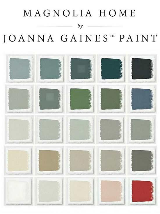Joanna gaines just came out with 125 brand new paint colors for Best brand of paint for kitchen cabinets with papiers origami