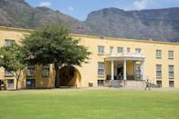 """<p>Originally a ship replenishment station built by the Dutch East India Company, this castle also served as a military fortress and prison during the Second Boer War from 1899 to 1902. The <a href=""""https://castleofgoodhope.co.za/index.php/news/100-news/145-discover-castle-s-ghostly-past"""" rel=""""nofollow noopener"""" target=""""_blank"""" data-ylk=""""slk:castle's official website"""" class=""""link rapid-noclick-resp"""">castle's official website</a> lays out its gruesome past, which involved men being hanged. One of them put a curse on governor Pieter van Noodt who condemned them to death, and the governor died of a heart attack the next day. If you're up for it, you can tour the many rooms of the castle—including the torture chamber.</p>"""