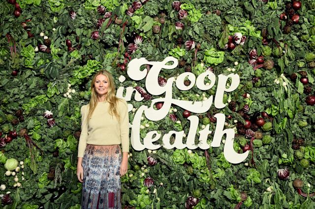 Gwyneth Paltrow attends the In Goop Health Summit on Jan. 27, 2018, in New York City. (Photo: Ilya S. Savenok/Getty Images for Goop)