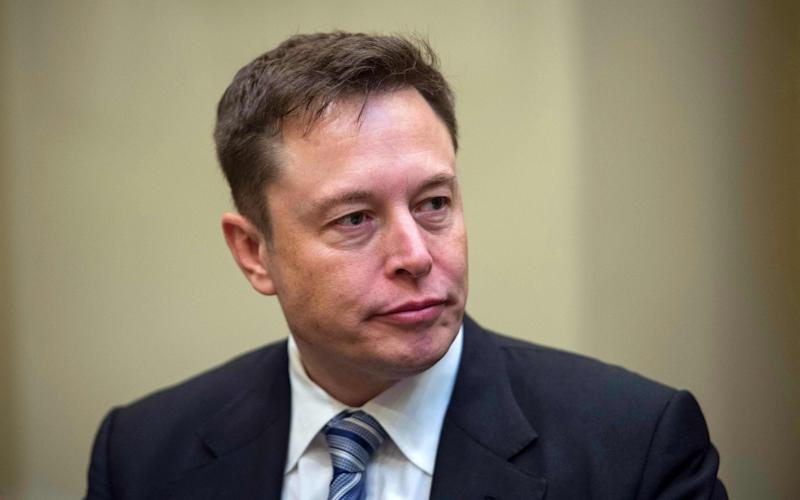 Elon Musk has escalated his feud with Vernon Unsworth - AFP