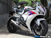 Honda will launch the 2013 CBR1000RR which gets sharper styling.