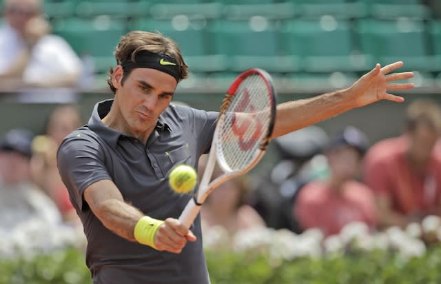 Roger Federer passes Jimmy Connors for all-time Grand Slam wins record