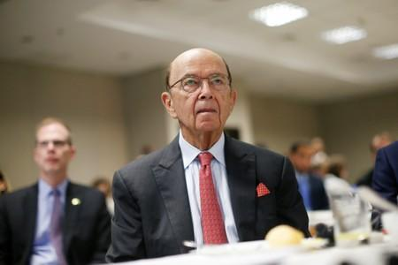 FILE PHOTO: U.S. Commerce Secretary Wilbur Ross looks on during a 17th Latin American Leadership Forum in Brasilia