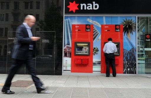 Struggling British arm of National Australia Bank is planning to restructure, slashing more than 1,400 jobs by 2015
