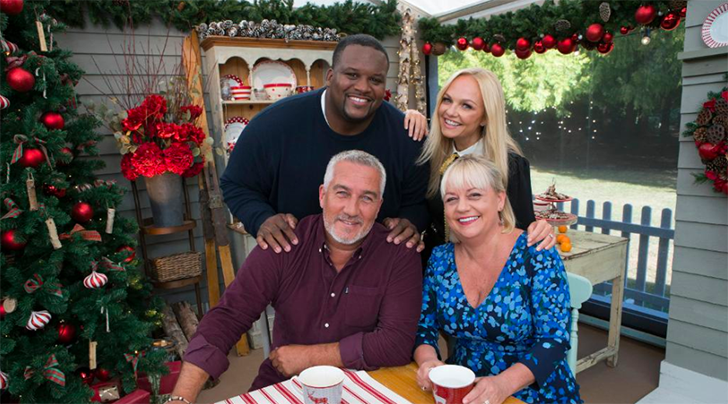 Spice up your life: Great American Baking Show style