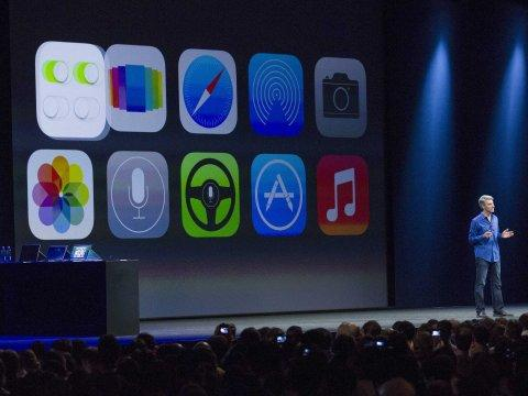 Apple iOS 7 Conference