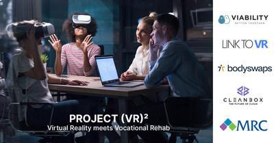 Virtual Reality Project Launched to help underserved population find employment