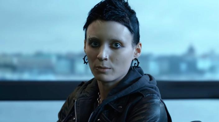the girl with the dragon tattoo 2011 rooney mara