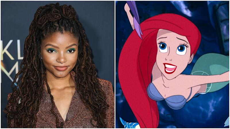 f6c38335d Disney's Live-Action 'Little Mermaid' Found Its Ariel, But Some Fans Are  Making a Big Fuss