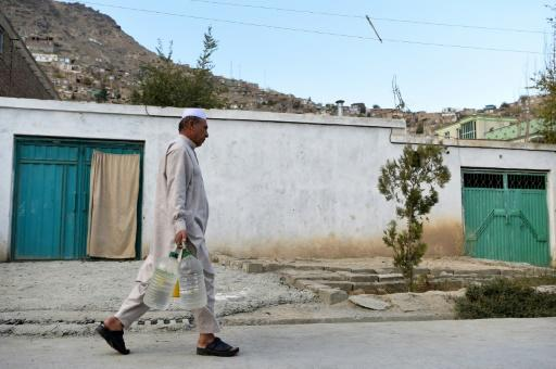 Kabul's population is expected to reach eight million by 2050, according to a report published in the Washington-based SAIS Review of International Affairs in 2017