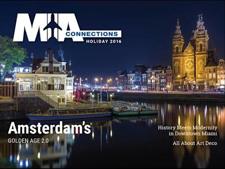 Winter Issue of MIA Connections Digital Magazine Features Holiday Travel Tips and More