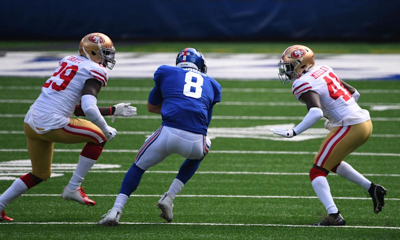 Giants defeated by 49ers: Here's how Twitter reacted