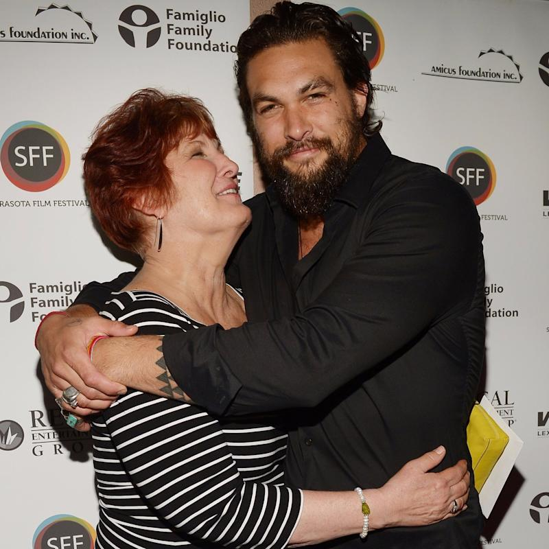 In Addition To Being A Great Dad, Jason Momoa Is