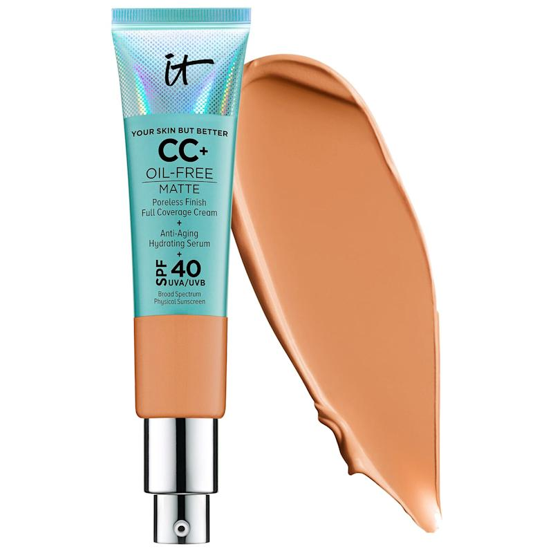 It Cosmetics Your Skin But Better™ CC+™ Oil-Free Matte with SPF 40