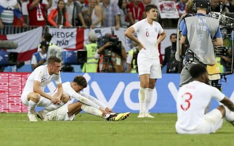 <span>England's players will be hoping for revenge next summer</span> <span>Credit: Getty images </span>