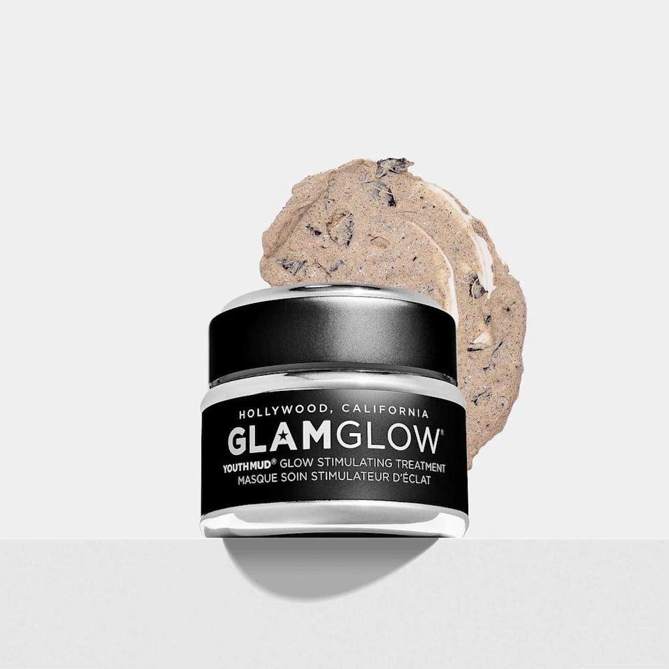 <p>Give yourself a streamlined facial with this <span>GlamGlow YouthMud Glow Stimulating &amp; Exfoliating Treatment Mask</span> ($25-$86). It will absorb excess oil, brighten and revitalize, and exfoliate all in ten minutes.</p>
