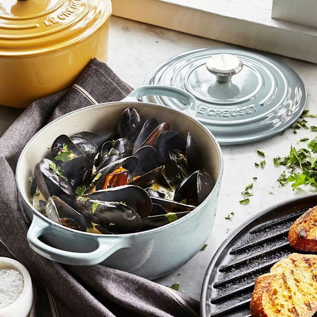 Le Creuset Signature Enameled Cast-Iron Dutch Oven. (Photo: Le Creuset)