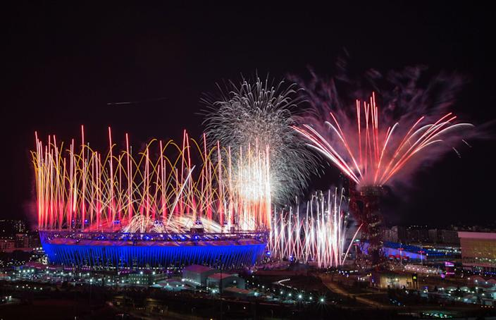 """<p>Opening ceremonies for <a href=""""https://www.goodhousekeeping.com/life/entertainment/g36441252/iconic-olympic-scandals/"""" rel=""""nofollow noopener"""" target=""""_blank"""" data-ylk=""""slk:the Olympic Games"""" class=""""link rapid-noclick-resp"""">the Olympic Games</a> only seem to get more and more spectacular with time. What started as a simple event featuring a few brief rituals has transformed into <a href=""""https://www.goodhousekeeping.com/life/entertainment/news/g5102/2018-olympic-opening-ceremony-recap/"""" rel=""""nofollow noopener"""" target=""""_blank"""" data-ylk=""""slk:an elaborate affair"""" class=""""link rapid-noclick-resp"""">an elaborate affair</a> full of artistry and performances celebrating the culture and history of the host country. Of course, there are still <a href=""""https://www.goodhousekeeping.com/life/a39734/why-team-usa-does-not-dip-flag/"""" rel=""""nofollow noopener"""" target=""""_blank"""" data-ylk=""""slk:a few traditions"""" class=""""link rapid-noclick-resp"""">a few traditions</a> — like the lighting of the Olympic torch and the Parade of Nations — that continue to be practiced, no matter where the games take place and how much grandeur is added. In honor of <a href=""""https://www.goodhousekeeping.com/life/a31903372/2020-olympics-coronavirus/"""" rel=""""nofollow noopener"""" target=""""_blank"""" data-ylk=""""slk:the Tokyo Olympics this summer"""" class=""""link rapid-noclick-resp"""">the Tokyo Olympics this summer</a>, here's a look back at ceremonies of the past to see <a href=""""https://www.goodhousekeeping.com/beauty/fashion/g3774/summer-olympics-fashion/"""" rel=""""nofollow noopener"""" target=""""_blank"""" data-ylk=""""slk:how much has changed"""" class=""""link rapid-noclick-resp"""">how much has changed</a>.</p>"""
