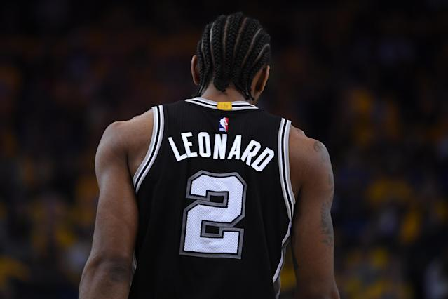 Has Kawhi Leonard Played His Last Game for Spurs?