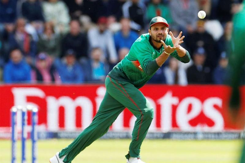 Mashrafe Mortaza, Former Bangladesh Captain, Tests Positive for COVID-19