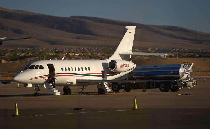 Vacation trips, easing of travel rules fuel hopes of business jet rebound