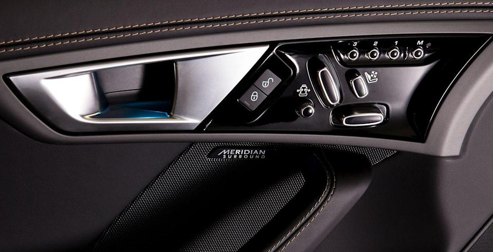 jaguar f-type meridian sound system review
