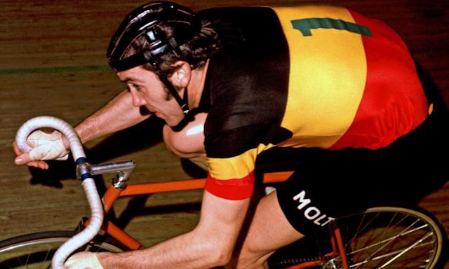 """<span class=""""element-image__caption"""">Eddy Merckx: one of only two riders to have won cycling's Triple Crown.</span> <span class=""""element-image__credit"""">Photograph: John Pierce/Rex/Shutterstock</span>"""