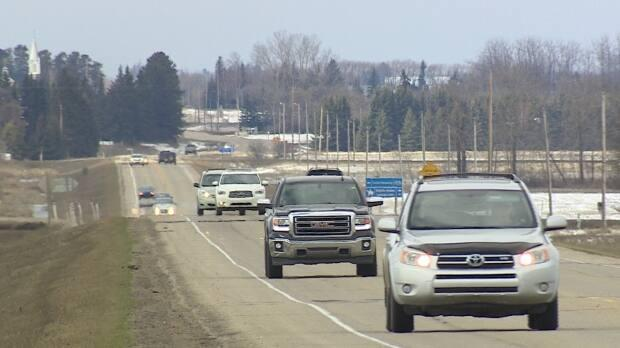 Construction will begin this spring on the second phase of a three-part, multi-year improvement project for Highway 19 south of Edmonton. (CBC - image credit)