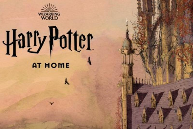 Harry Pottering Around at Home? JK Rowling to Rescue Bored Kids in Lockdown