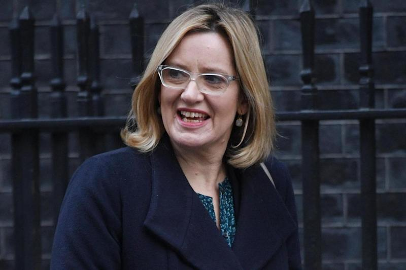 Home Secretary Amber Rudd said tackling radicalisation was a