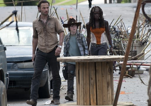 Walking Dead: One Flew Over the Cuckoo's Nest