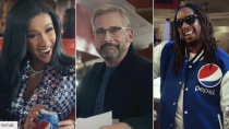"<p>This 2019 Superbowl commercial had the glam of Cardi B, the swag of Lil Jon, and the absolutely adorable awkwardness of Steve Carell. Carell attempted to say ""okurrrrrr"" has got to be our favorite part of this ad! Instant classic. </p>"