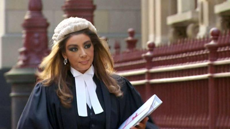 Gina Liano is a barrister who specialises in family law. Source: Arena