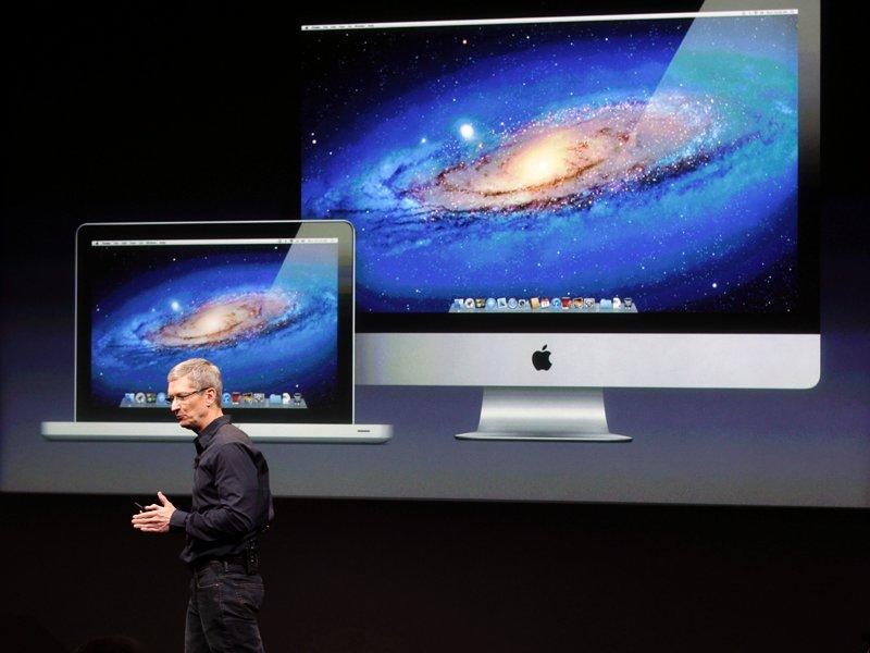 Apple to produce line of Macs in the US
