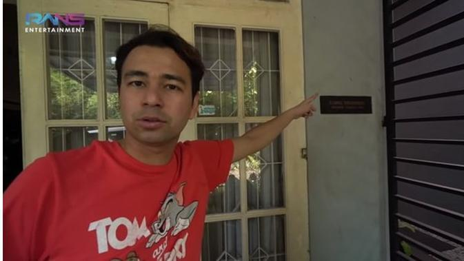 Raffi Ahmad (Sumber: YouTube/Rans Entertainment)
