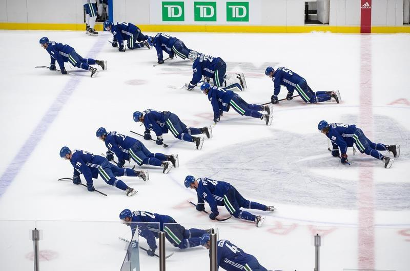 'Some wild hockey': NHLers say fans can expect some entertaining summer games