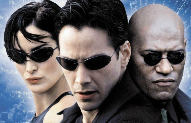 The Matrix… old team back together – Credit: Warner Bros