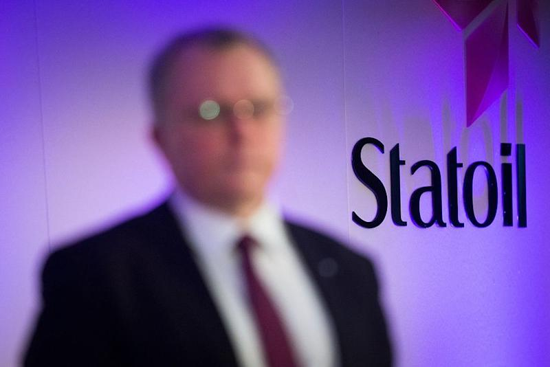 Statoil became Equinor last year. (LEON NEAL—AFP/Getty Images)