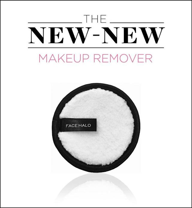 Face Halo takes removing makeup to the next level. (Photo: Face Halo)