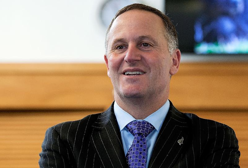 """New Zealand Prime Minister John Key has warned that Australia risks straining the trans-Tasman """"special relationship"""" by deporting Kiwi-born convicts under tough new immigration rules (AFP Photo/Marty Melville)"""