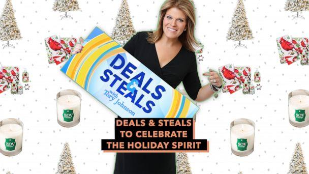 PHOTO: Deals & Steals to celebrate the holiday spirit (ABC News)