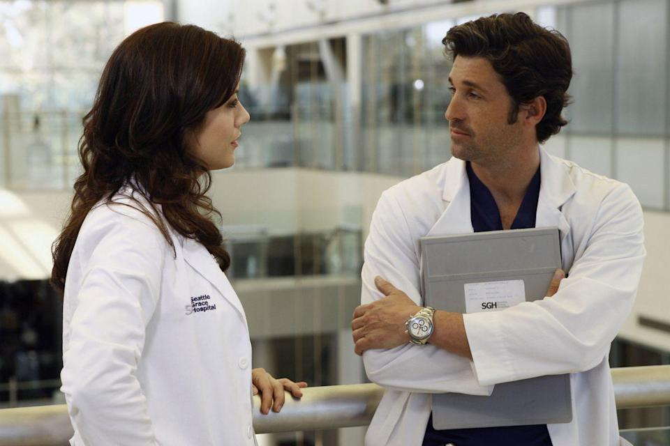 """<p>""""The best thing for everybody involved, I feel, is that Derek and Addison really should be together,"""" she <span>said</span>. </p>"""